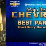 Event Chevrolet at Carrcadin