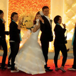 Wedding of Mark & Marina at Lotus Golden Flower
