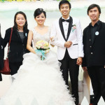 Wedding of Haryono & Meliani at Grand Pasundan