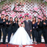 Wedding of Chandra & Christine at Yayasan Harapan Kasih