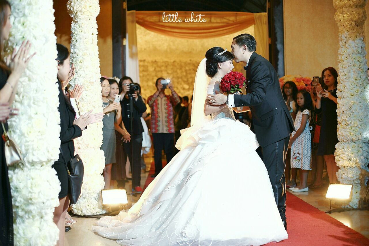 Wedding Of Steven & Angelina At Grand Eastern Ballroom
